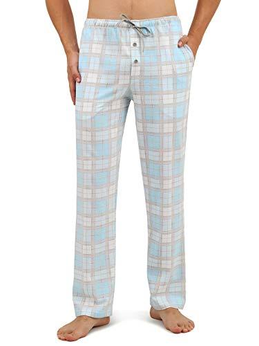 Di Ficchiano - Pantalones largos de pijama para hombre Dise