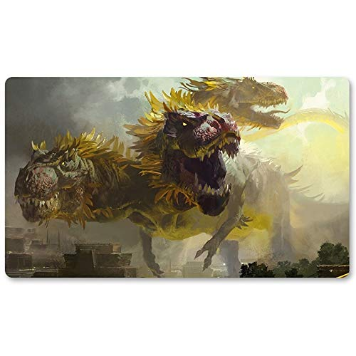 Zacama Primal - Brettspiel MTG Spielmatte Tischmatte Spielmatte Spielmatte Größe 60x35cm Mousepad Spielmatte für TCG Magic The Gathering