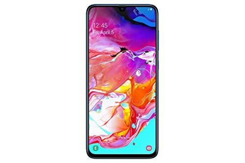 Samsung Galaxy A70 - Smartphone 4G (6,7'' - 128GO - 6 GO RAM) - Blue - Version Germany