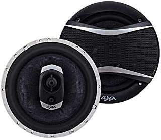 "$79 » Sky High Car Audio 6.5"" Coaxial Speakers 210 Watts Carbon Fiber - 2Day Shipping"