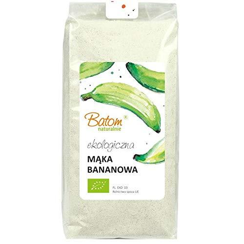 Farina di banana BIO 500 g - BATOM