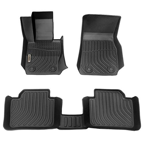 orealtrend Floor Mats Liners Replacement for BMW 3...