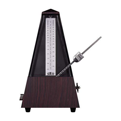 Compact Mechanisch Metronoom ABS Materiaal voor Gitaar Viool Piano Bass Drum Snaarinstrument Accessoires # 13