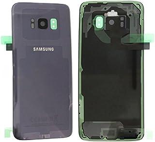 5320661cb67 Original Samsung Galaxy S8 g950 F G950 batería tapa trasera y tapa de  batería Cover Carcasa