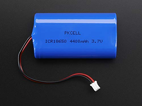 Battery Packs Lithium Ion Battery Pack 3.7V 4400 mAh