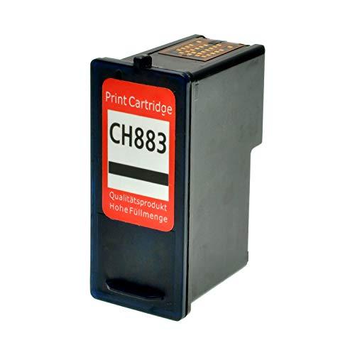 LS Patrone fur Dell A968 CH883 59210226 Black Schwarz 21ml kompatibel zu 592 10226