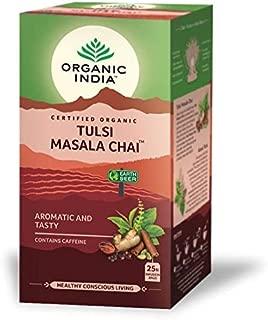 ORGANIC INDIA Tulsi Masala Chai Tea Bags