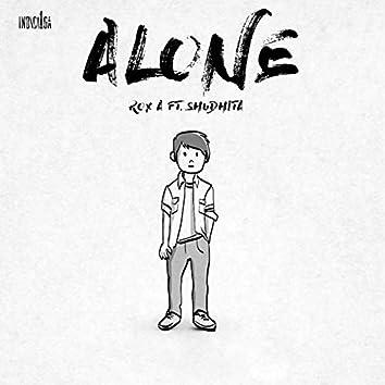 Alone (feat. Shudhita)