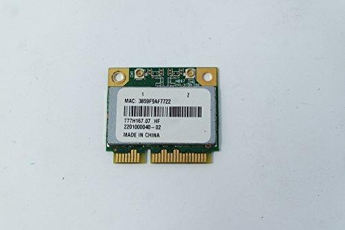COMPRO PC Wireless Netzwerkkarte für Acer Aspire 7750G ATHEROS AR5B97 T77H167.07