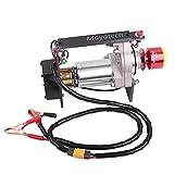 MOHAN88 Arrancador de Motor eléctrico RC Mayatech TOC para Motor de Gasolina Modelo RC, Motor Nitro, helicóptero de avión RC
