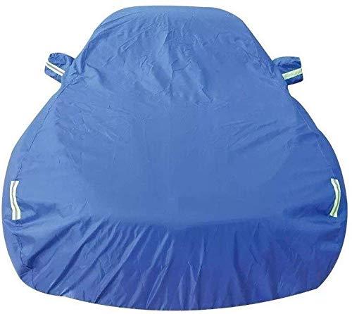 Yapin Car-Cover Kompatibel mit Bentley Flying Spur W12 Sonder Car Cover Car Persenning Sonnenschutz Regenschutz Scratch Oxford Cloth Plus Velvet Four Seasons Universal-Car-Cover Jacken Schutzkleidung