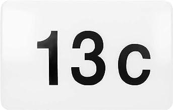 ORNO OP-6117LPM4 Porfir LED Huisnummer Verlicht met Schemersensor Wandmontage 950lm IP65 Waterdicht