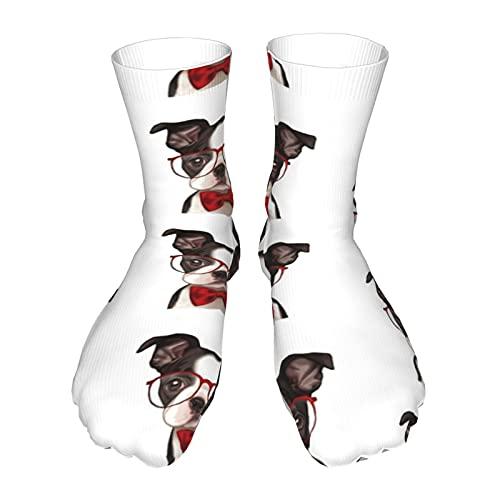 Fodmua Calcetines deportivos para correr con gafas