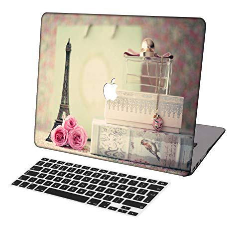 Laptop Case for Newest MacBook Pro 15 inch Model A1707/A1990,Neo-wows Plastic Ultra Slim Light Hard Shell Cover Compatible Macbook Pro 15 inch,Landscape 32