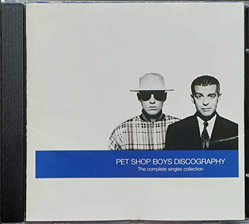 Pet Shop Boys - Cd Discography: The Complete Singles Collection - 1991