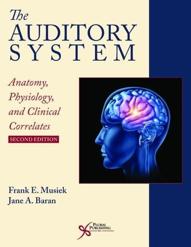 The Auditory System: Anatomy, Physiology, and Clinical Correlates, Second Edition