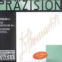 CUERDA VIOLIN - Thomastik (Pr艘ision/50) (Cromo) 1ェMedium Violin 4/4 (E)
