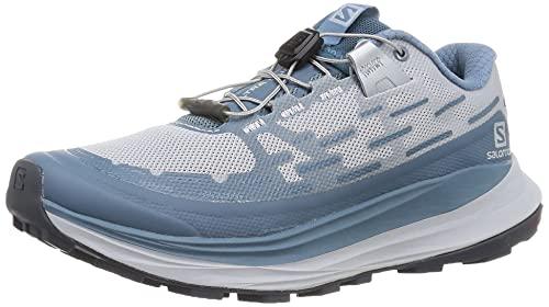 SALOMON Shoes Ultra Glide, Zapatillas de Trail Running Mujer, Bluestone/Pearl Blue/Ebony, 38 2/3 EU
