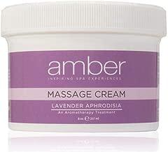 Amber Massage & Body Lavender Aphrodisia Massage Cream