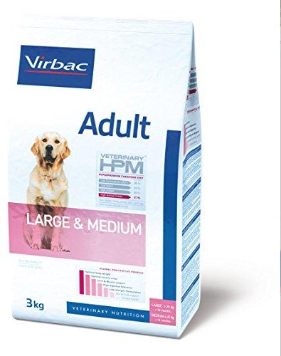 Veterinary HPM Virbac - Veterinary HPM Dog Senior Neutered Large & Medium - 1271 - 3 Kg.