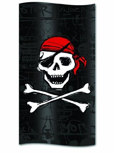 kela Duschvorhang Pirate Polyester 180 x 200 cm