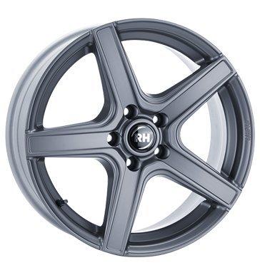 RH alurad ar4757535108g42–7.5X 17ET355X 108Llantas Automóviles