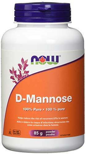NOW D-Mannosio Polvere Pura - 80 g