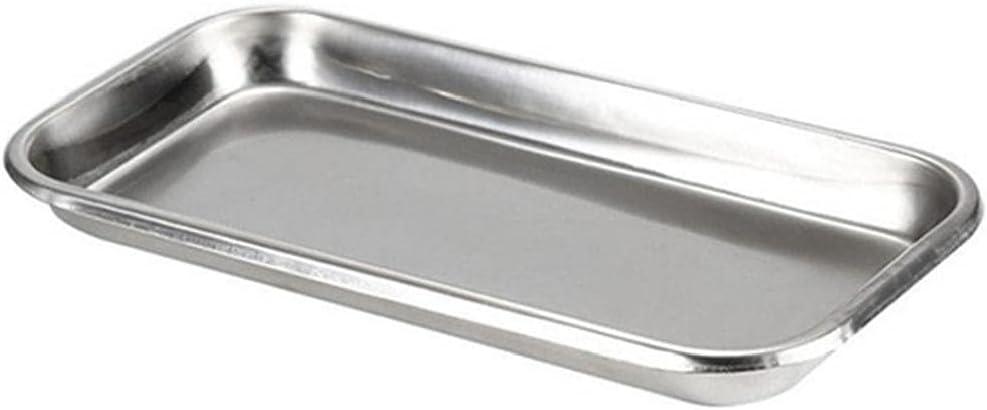 Jacksonville Mall Satinless Steel Tray Rectangle Vanity Ranking TOP13 Bathroom Storage