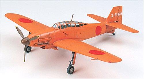 タミヤ 1/72 ウォーバードコレクション No.38 日本海軍 愛知 M6A1-K 南山 (晴嵐改) プラモデル 60738