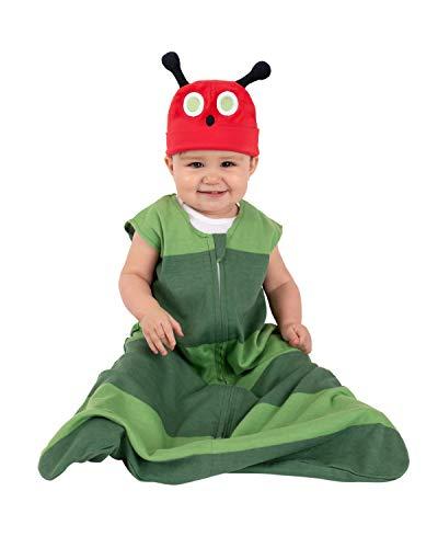 Saco de Dormir de Algodón para Bebé – Manta Bebé – Saco de Dormir para Cuna Bebé - Regalos Originales para Bebés Recién Nacidos