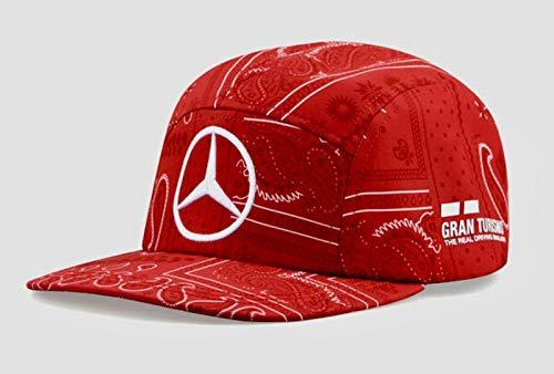Stitched Lewis Hamilton F1 Silverstone British Grand Prix Driver Cap 2020 Erwachsene