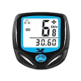 DINOKA Bike Speedometer Waterproof Wireless Bicycle Computer Bike Computer and Cycling Odometer with...