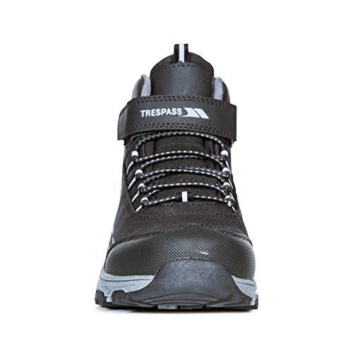 Trespass Boys Harrelson Oxford Boot Blk 1 UK