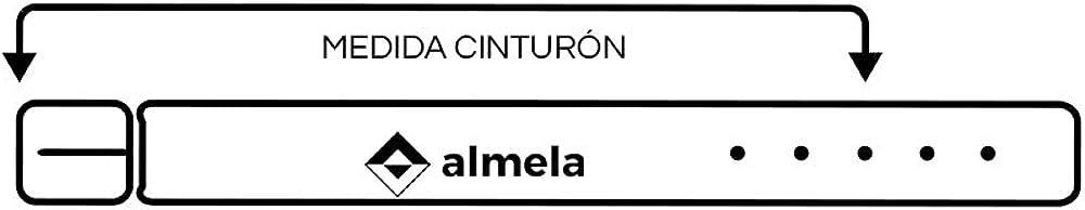 Kinder 25mm Rindsleder Leder almela G/ürtel f/ür Jungen und M/ädchen 2,5 cm breit