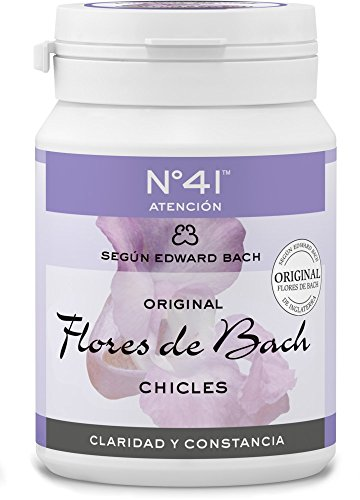 Flores de Bach chicles concentracion