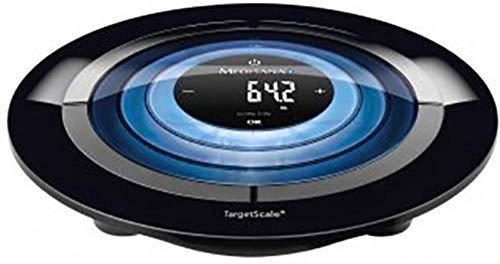 Medisana Target Scale 3 Körperanalysewaage Wägebereich (max.)=180kg Schwarz Mit Bluetooth
