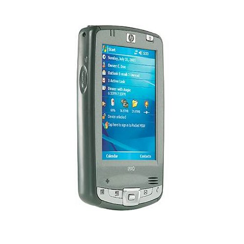 Best Review Of HP iPAQ hx2495b Pocket PC (FA674B#ABA)