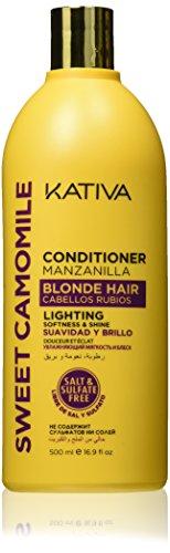 KATIVA SWEET CAMOMILE CONDITIONER 500ML