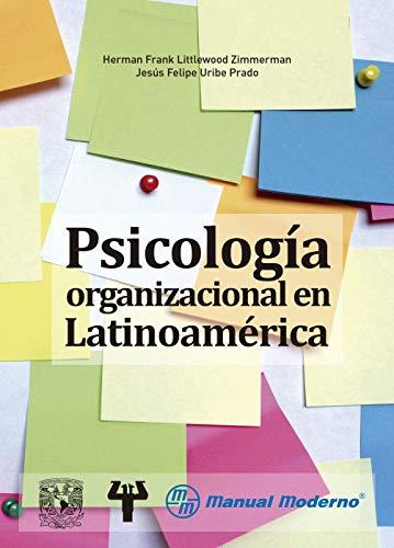Psicología organizacional en Latinoamérica (Spanish Edition)