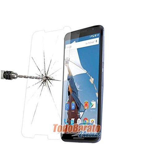 Todobarato24h Protector de Cristal Templado Motorola Nexus 6