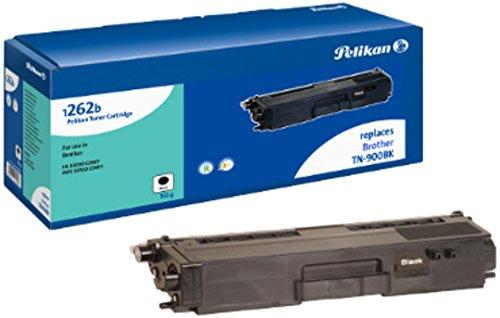 Pelikan Toner vervangt Brother TN-900BK (geschikt voor printers Brother HL L9200)