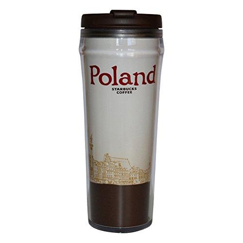 Starbucks City Tumbler koffiemok beker Polen Poland