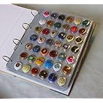 SAFE-ID–Articoli-da-collezionisti–iD-Safe-Album-Champagne-con-6-fogli-per-252-capsule-di-champagne-7880SP