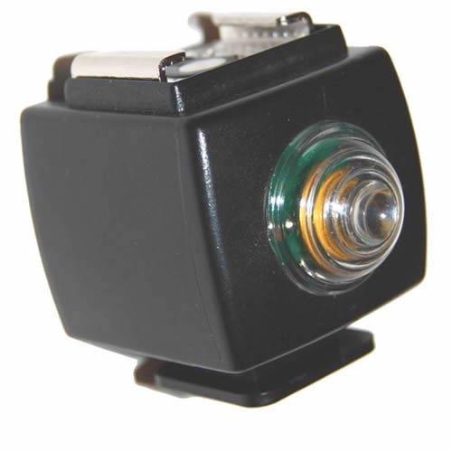 Optischer Servo Blitzauslöser Fernauslöser DynaSun PSS3 ISO-Blitzschuh Aufsteckblitz Blitz