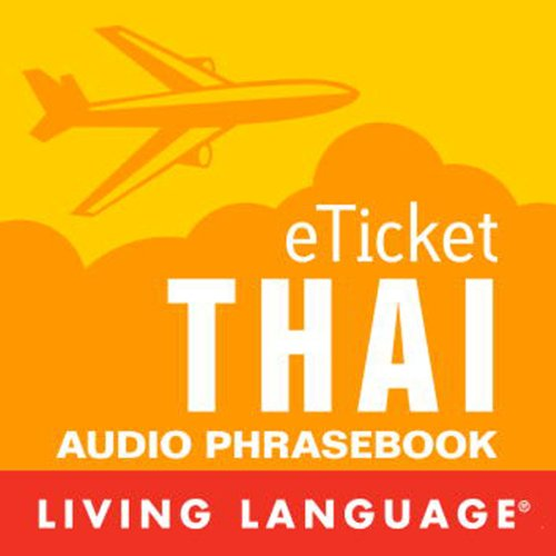 eTicket Thai audiobook cover art