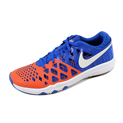 Nike Mens Train Speed 4 University Orange/White/Black Synthetic Cross-Trainers Shoes 9.5 M US