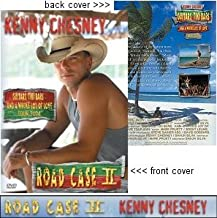 Kenny Chesney Road Case II 2 Guitars, Tiki Bars and a whole lot of love tour 2004