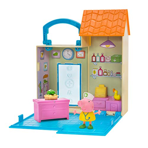 Peppa Pig Vet Clinic Little Places Playset