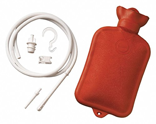 Mabis Combination Douche & Enema System with Water Bottle, 1-1/2-Quart 42-842-000