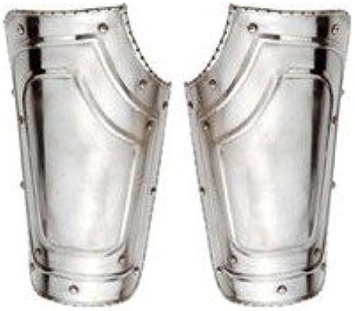 Disfraces FCR - Espinilleras metal